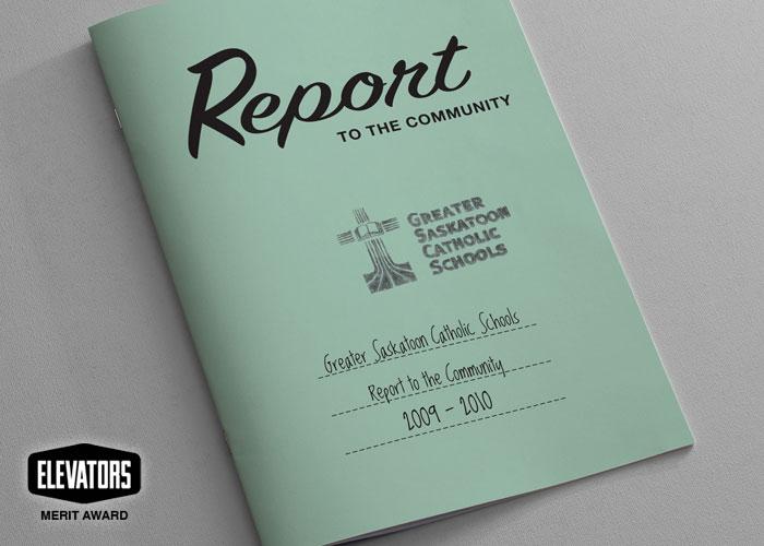 Greater Saskatoon Catholic Schools Annual Report 2010